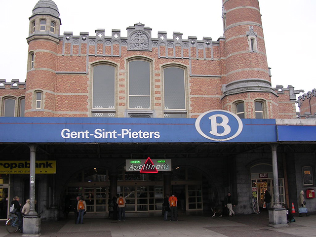 gent-sint-pieters_train_station